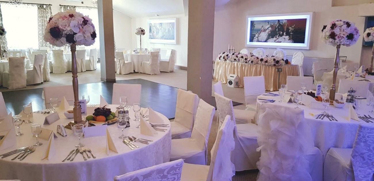 Casa Adam Events restaurant evenimente